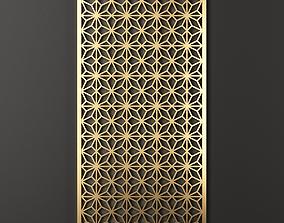 Decorative panel 220 3D model