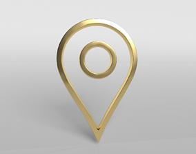 Map Tag v1 004 3D model