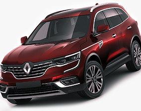 3D Renault Koleos 2020