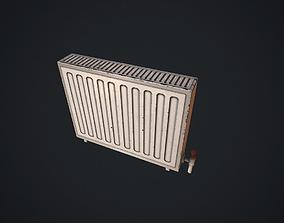 Radiator V2 pbr 3D model