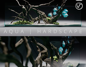 Aquarium Hardscape 3D