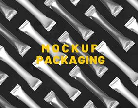 Mockup Packaging 03 3D model