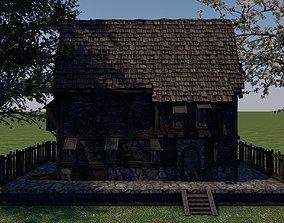 Profolks Tavern village 3D