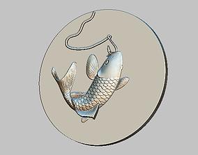 3D print model fish stl format