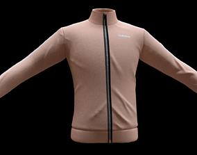 3D asset adidas jacket