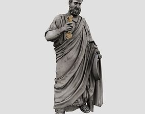 Ioann Statue 3D model