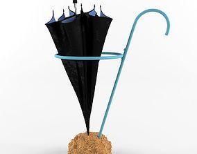 3D model Umbrella stand by Eva Schildt