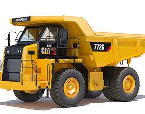 Mining Dump Truck textures 3D