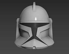 3D printable model Star Wars TCW Clone Trooper Phase 1 1