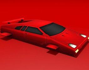 3D asset Crimson
