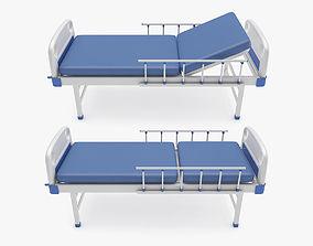 Medical - Hospital Bed 1 3D model