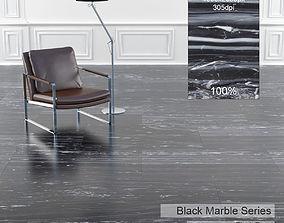 3D model Black Marble Texture 2