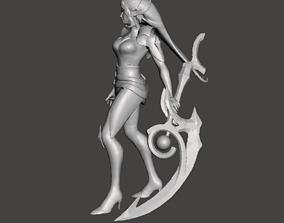 Sentinel Diana 3D Model