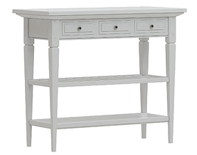 3D Dantone Home console Oxford