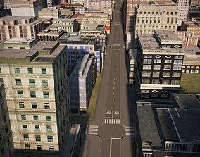 City 11 3D model