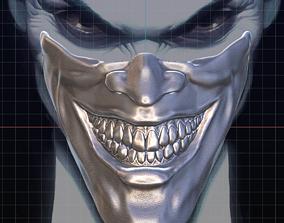 3D printable model Joker Face mask The Bat who laughs 4