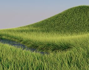 Stunning realistic glade 3D model