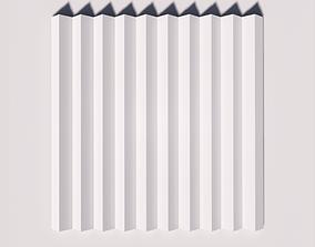 FACADE 03 facade 3D print model