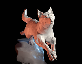 My dog 3D printable model