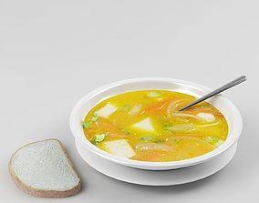 Soup 01 3D