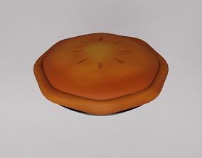 Cartoon pie 3D model