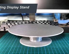 Product Rotating Display Stand 3D printable model