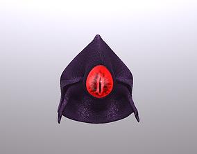 PBR Dark Slime 3D model