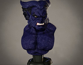 Campbells Beast Bust 3D printable model