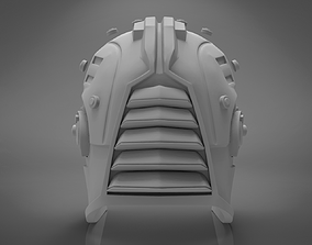 The Sith Acolyte Mask - Star Wars 3D printable model