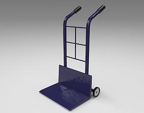 3D asset Wheelbarrow