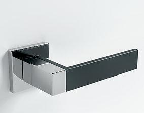 3D Esa Due Door Handle by Dnd Italia