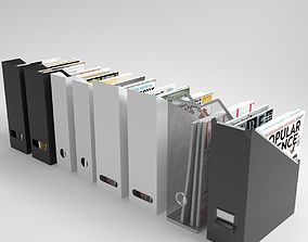 Ikea KVISSLE TJENA FJALLA Fluns Dokument Magazine 3D