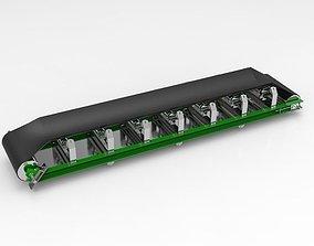 mechanism 3D model Conveyor