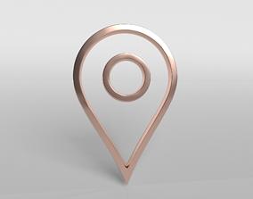 Map Tag v1 006 3D model