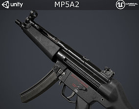 3D asset realtime MP5A2
