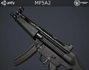 3D asset MP5A2