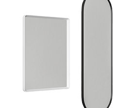 3D Norm Wall Mirror