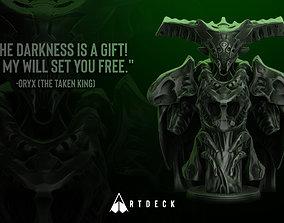 3D print model Oryx The Taken King