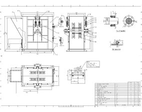 630mm ELEVATOR MACHINE 3D