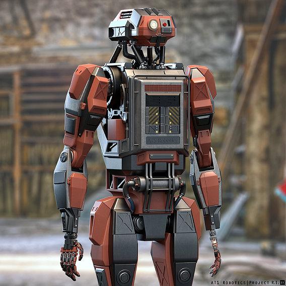 ATS Robotics | Project R.I.