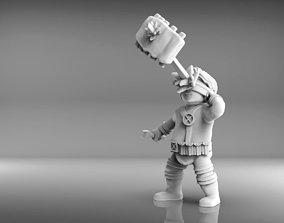 Chubby Cyclops 3D printable model