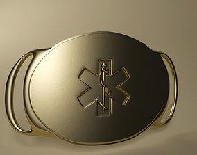 Medical ID Bracelet 3D print model