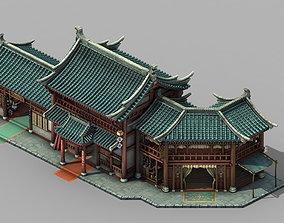 3D Tang Kaifeng City - Market Store 02