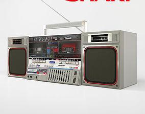 Sharp GF-800Z 3D