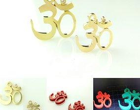 3D print model OM Pendant