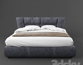 3D model high poly bed
