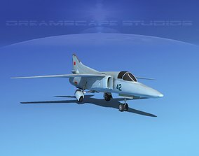 Mig-27 Flogger LP China 3D model