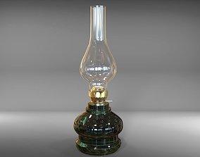 lantern kerosene 3D
