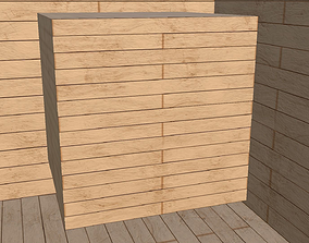 3D 4 Pack of 16 Seamless Wood Texture