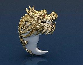 3D print model Dragon Fang